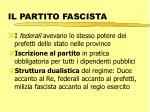 il partito fascista1