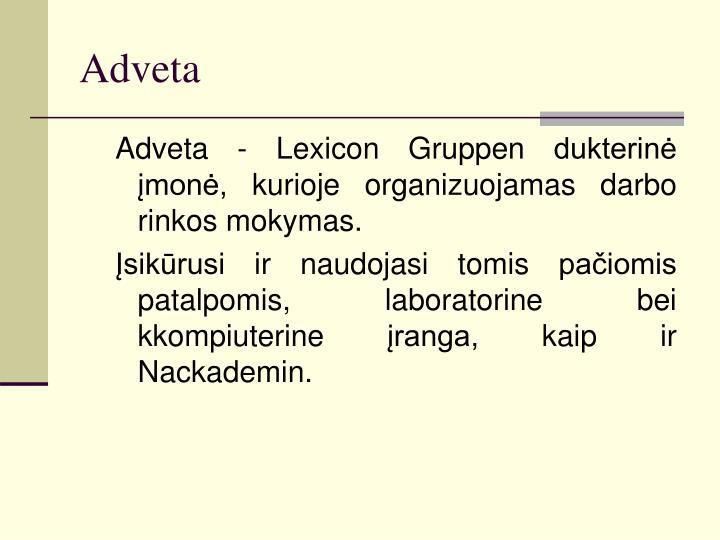Adveta