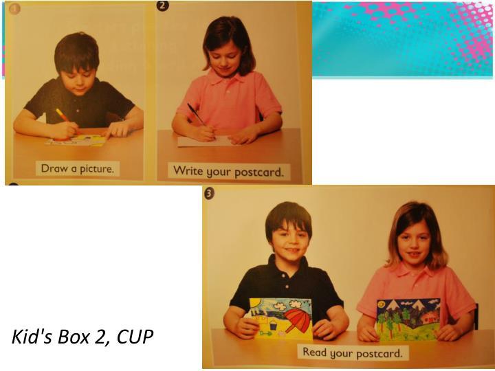 Kid's Box 2, CUP