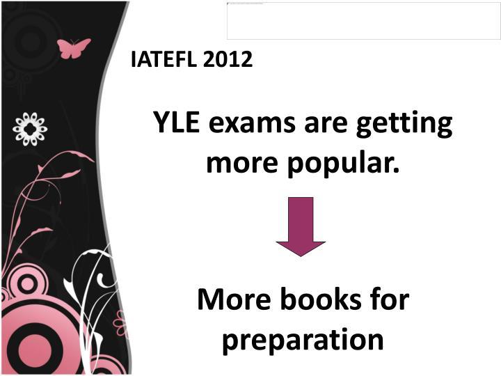 IATEFL 2012