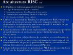 arquitectura risc1