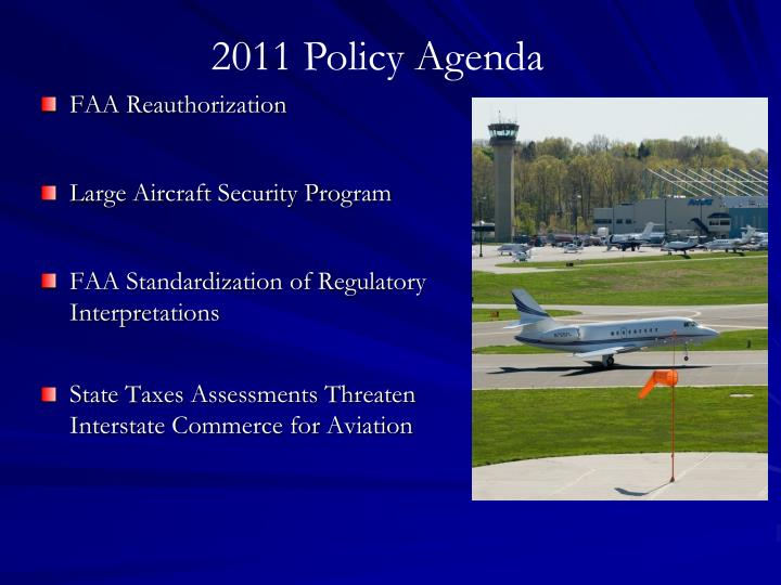 FAA Reauthorization