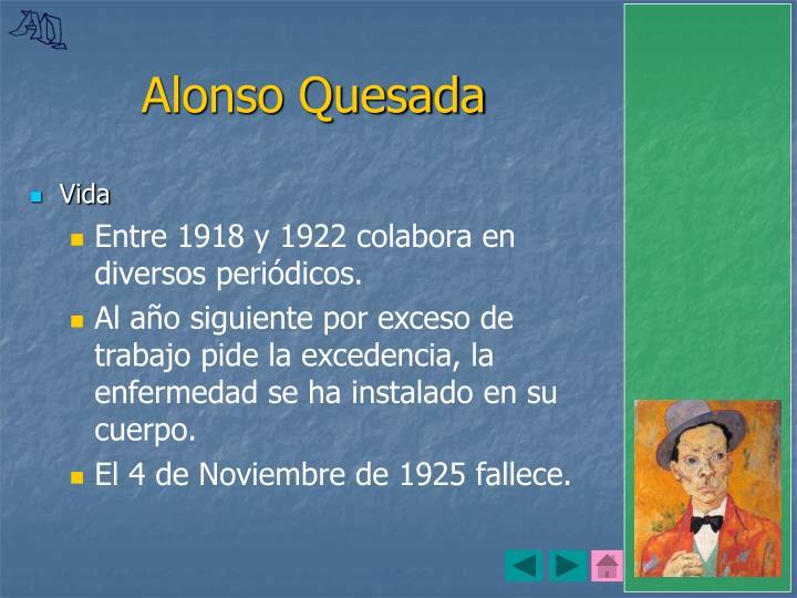 Alonso Quesada