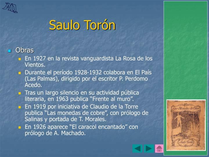 Saulo Torón