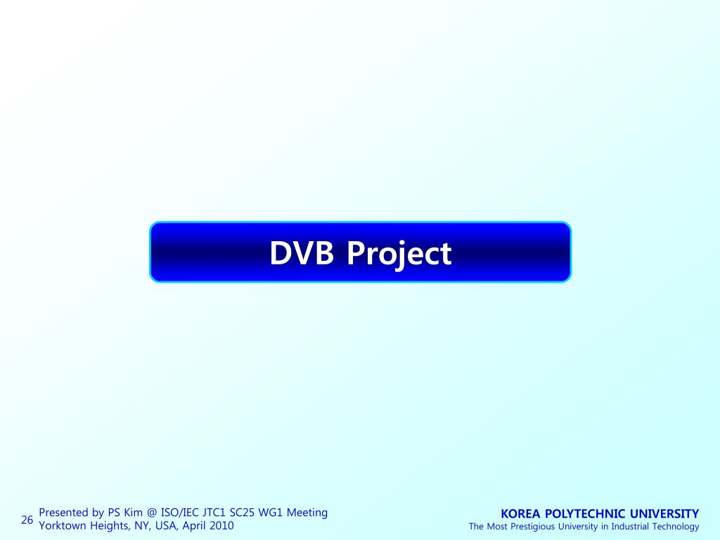 DVB Project