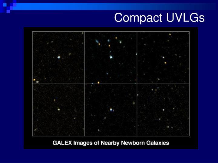 Compact UVLGs