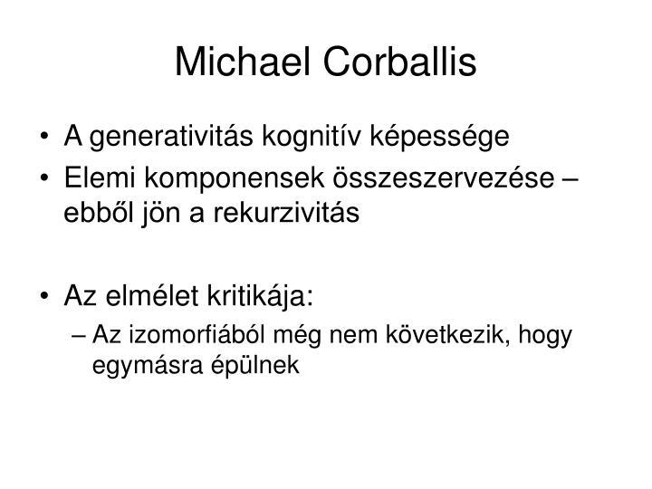 Michael Corballis