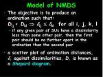 model of nmds7