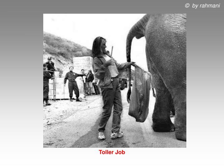Toller Job