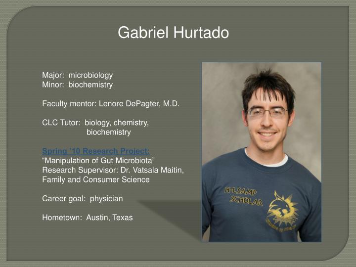 Gabriel Hurtado