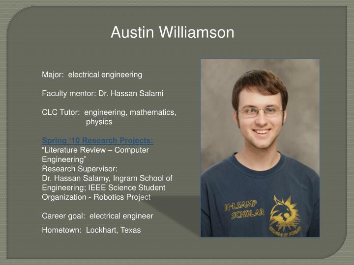 Austin Williamson
