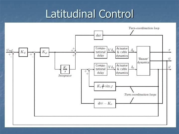 Latitudinal Control