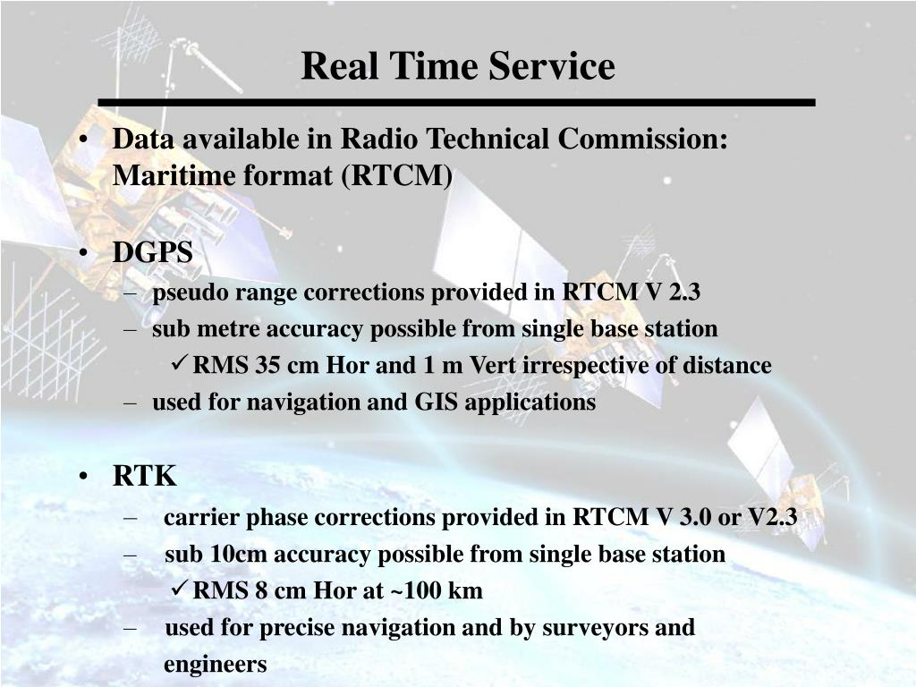 Real Time Service