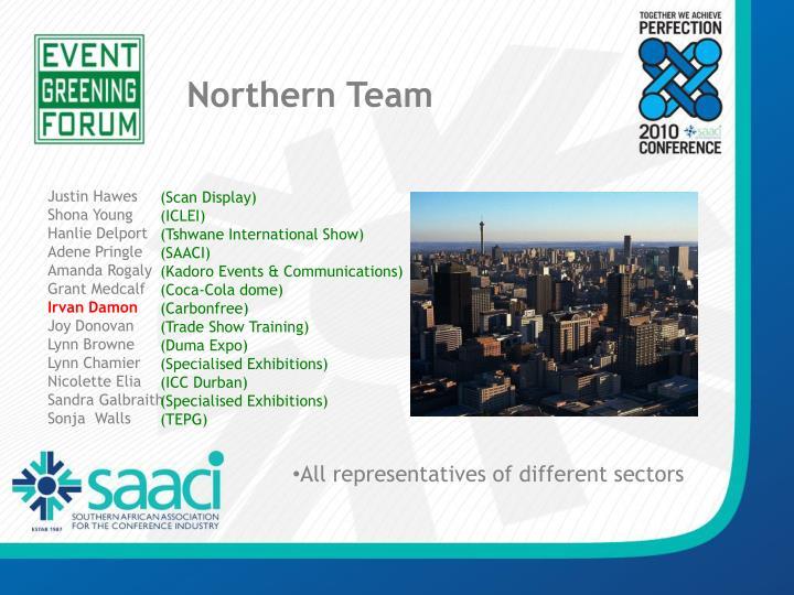 Northern Team