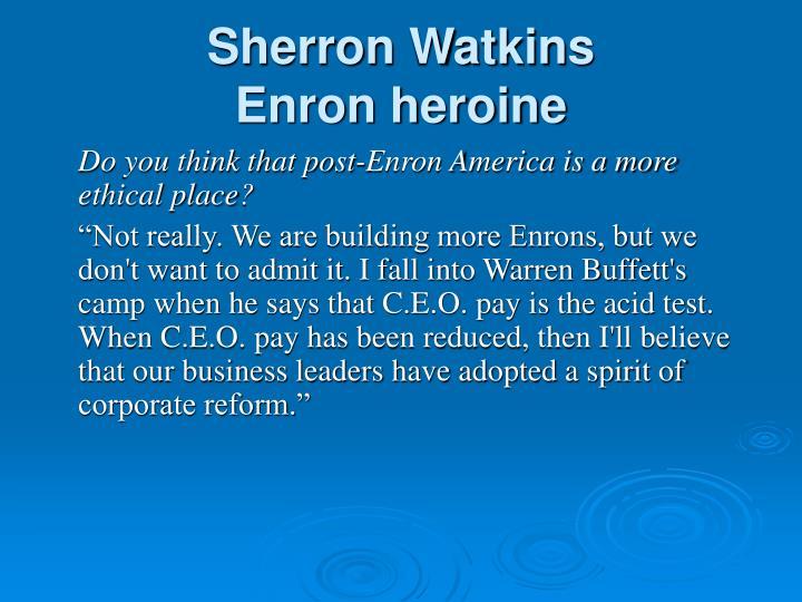 Sherron Watkins