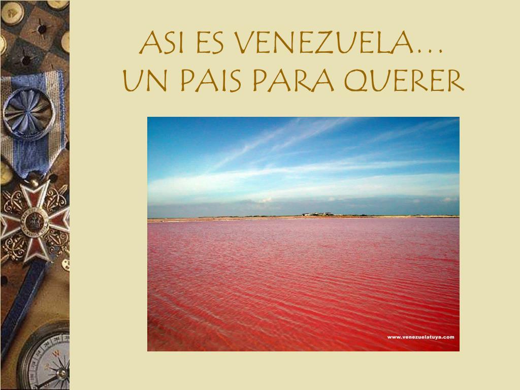 ASI ES VENEZUELA…
