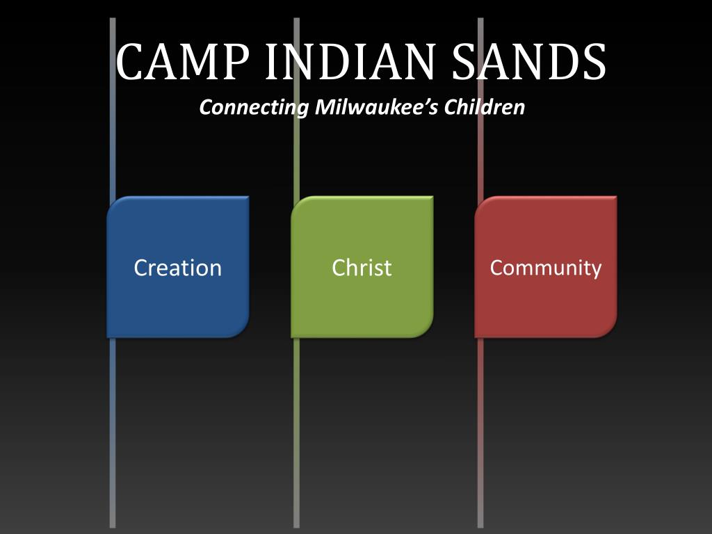 CAMP INDIAN SANDS