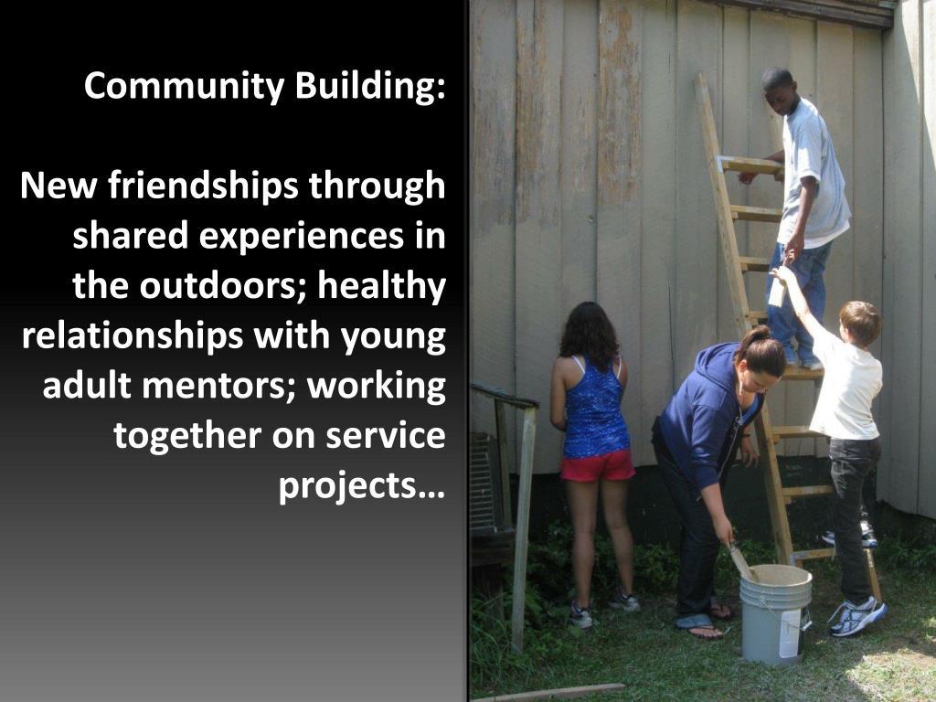 Community Building:
