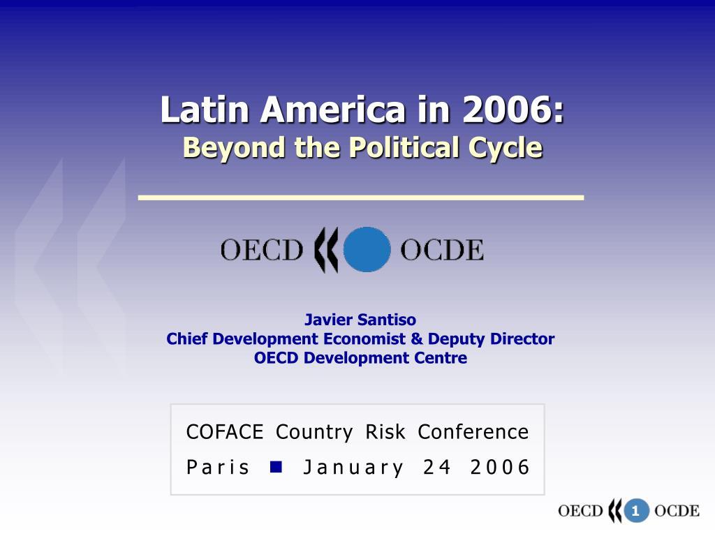 Latin America in 2006: