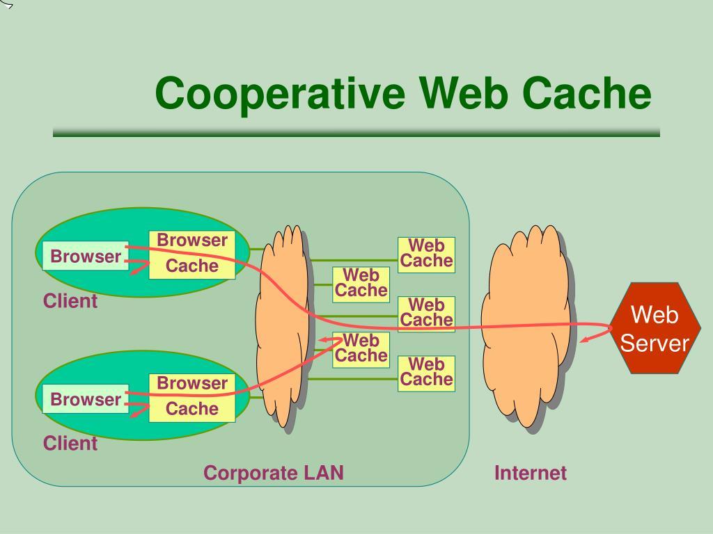 Cooperative Web Cache