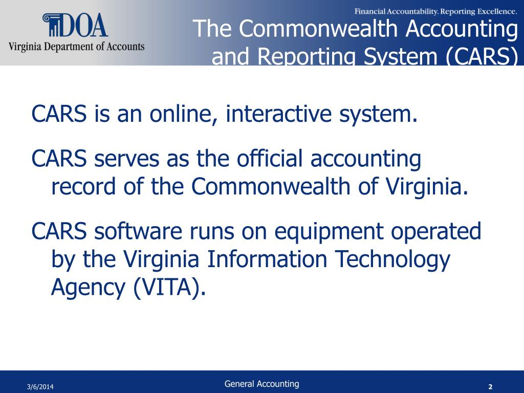 The Commonwealth Accounting