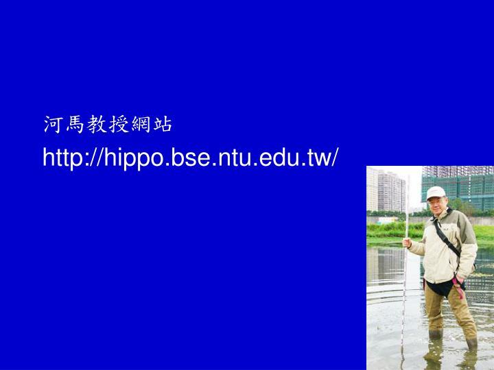 河馬教授網站
