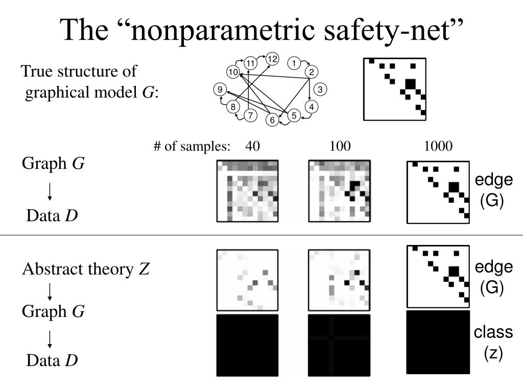 "The ""nonparametric safety-net"""