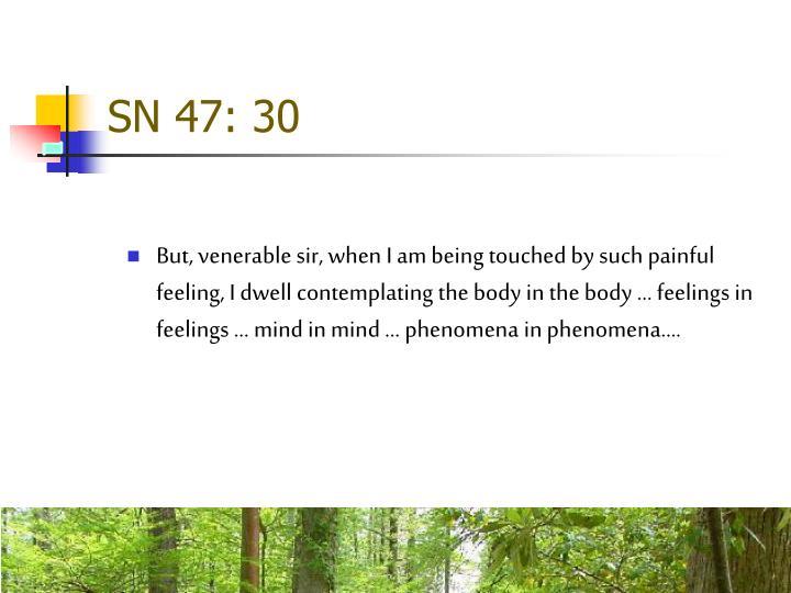 SN 47: 30