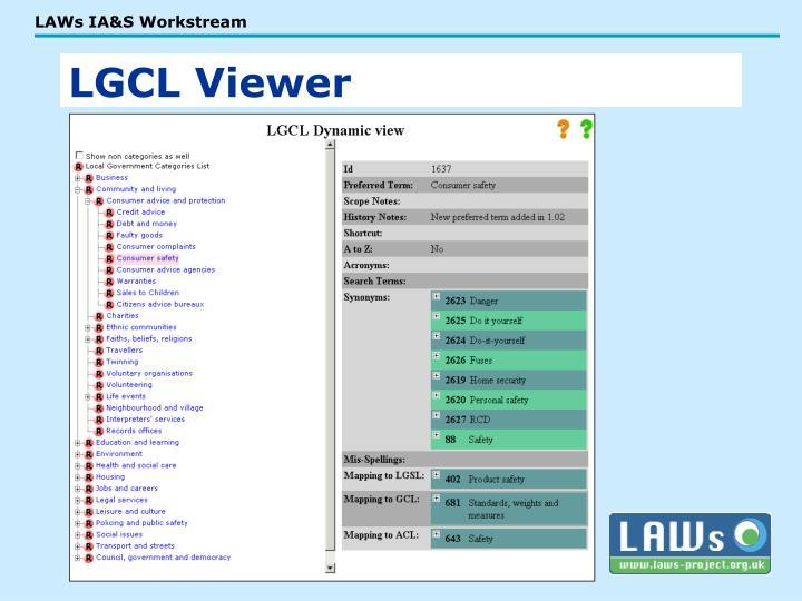 LGCL Viewer