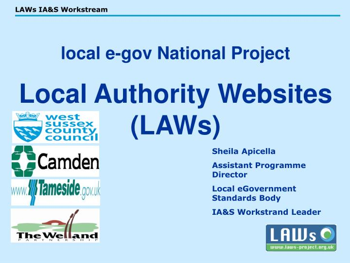 local e-gov National Project