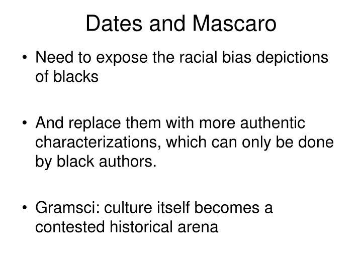 Dates and Mascaro