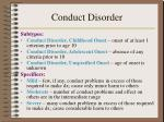 conduct disorder3