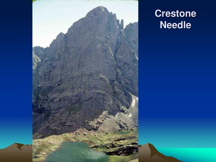 Crestone Needle