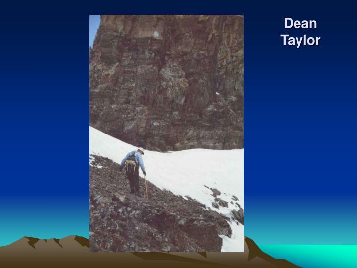 Dean Taylor