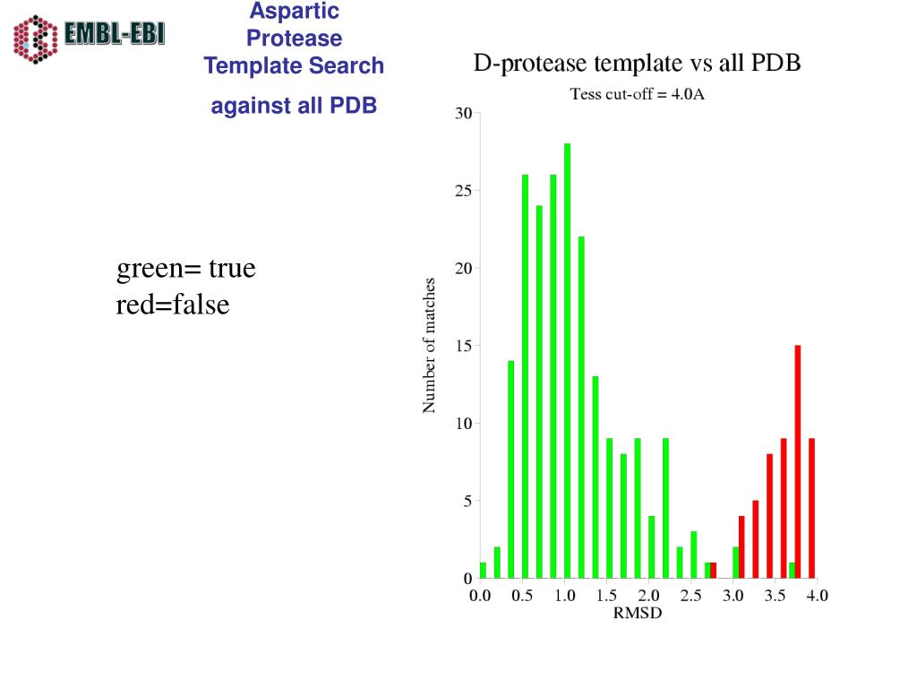 Aspartic Protease Template Search against all PDB