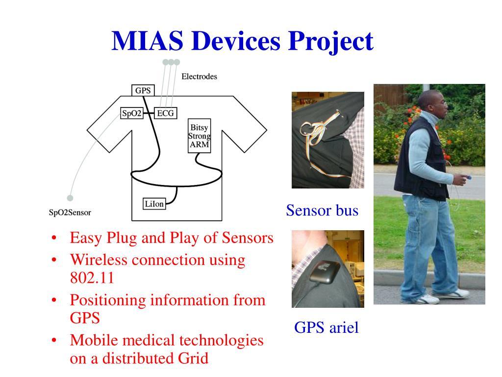 MIAS Devices Project