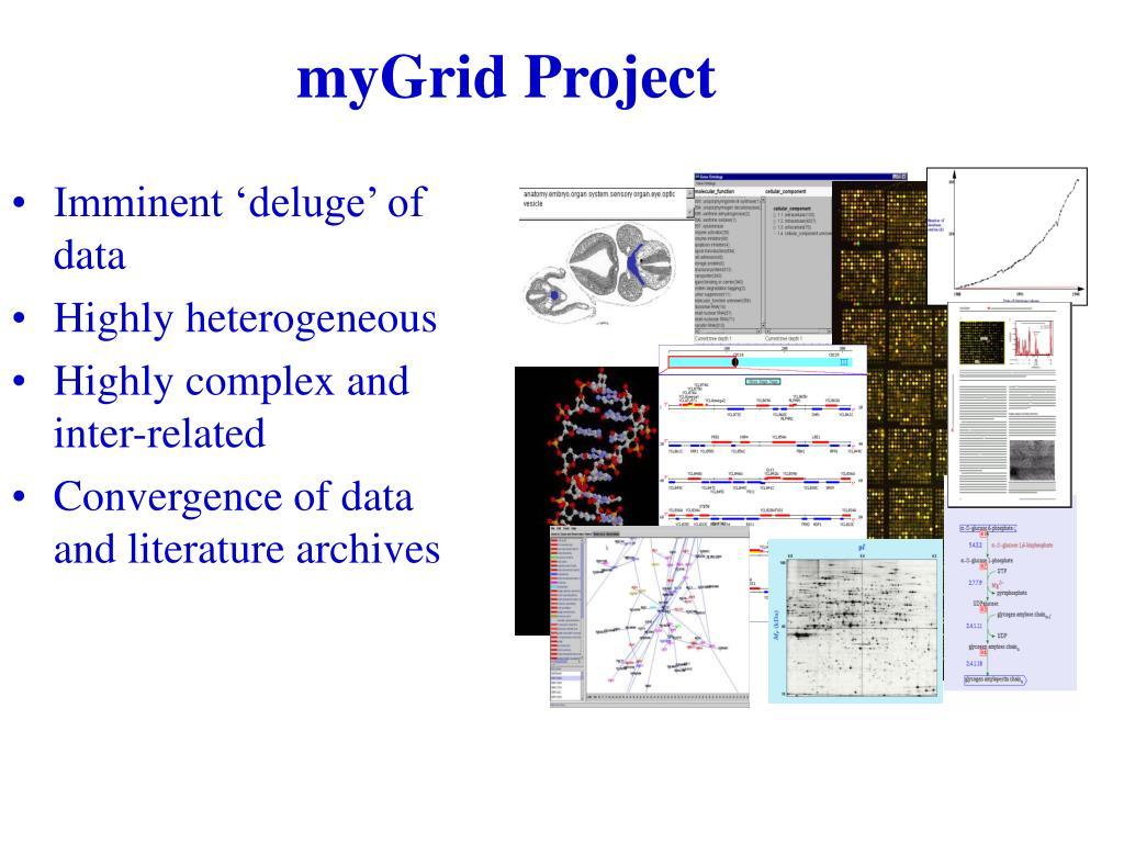 myGrid Project