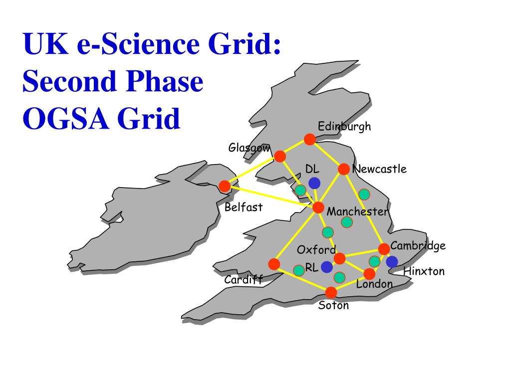 UK e-Science Grid: Second Phase OGSA Grid