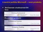 licen n politika microsoft nov produkty27