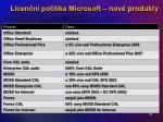 licen n politika microsoft nov produkty29