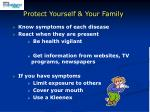 protect yourself your family1