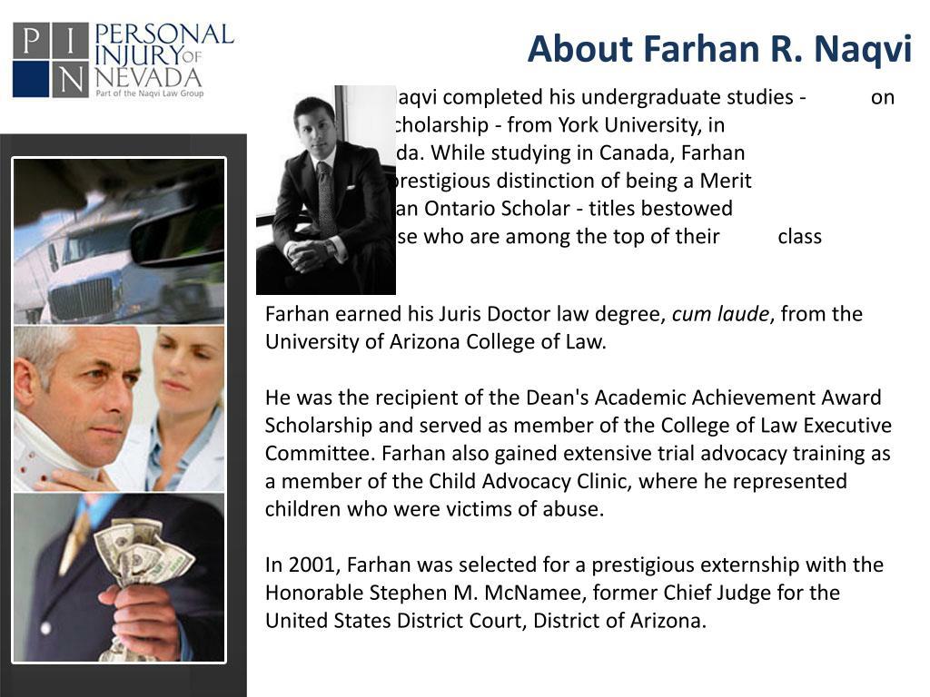 About Farhan R. Naqvi