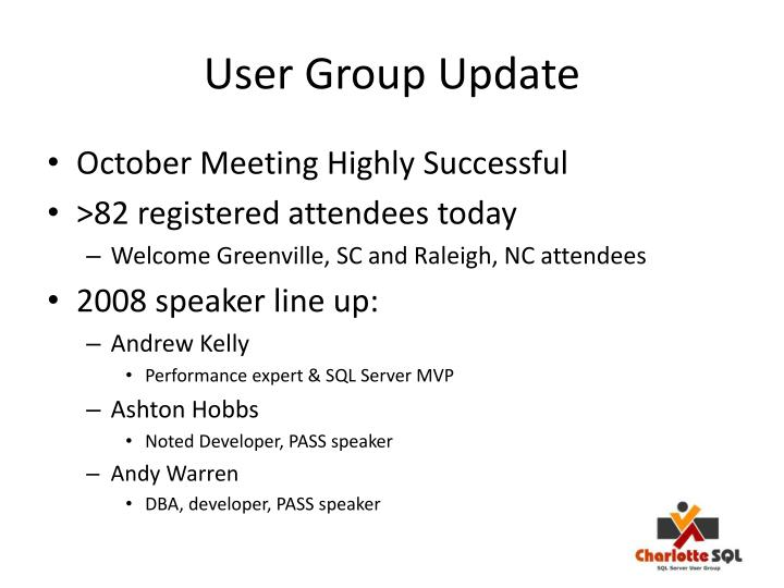 User group update l.jpg