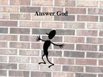 answer god