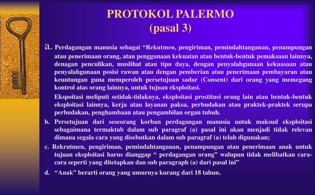 PROTOKOL PALERMO