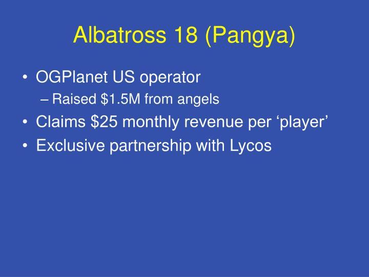 Albatross 18 (Pangya)