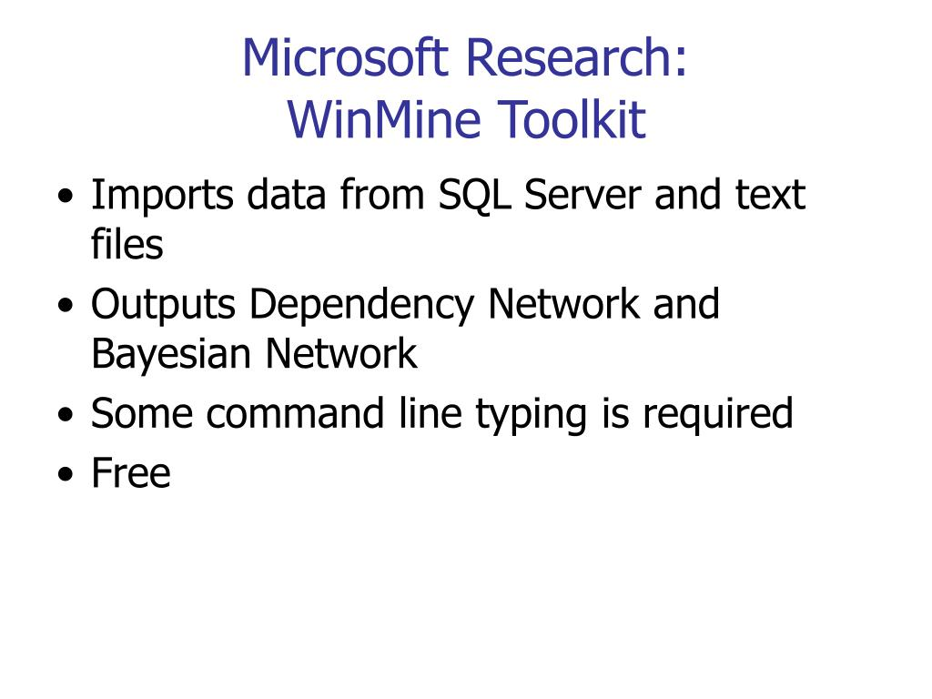 Microsoft Research: