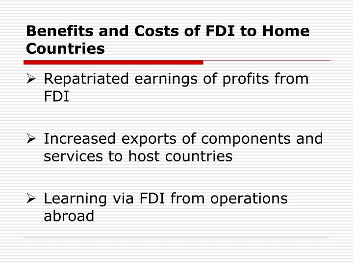 facilitating versus confronting inbound fdi Keywords foreign direct investment, nigeria, infrastructure, and growth   adopted a number of measures aimed to facilitate growth and development of the  economy,  the inward has to do with the attempt of the developed   resources to attract the interest of fdi in the country but the major problem facing  the country in.