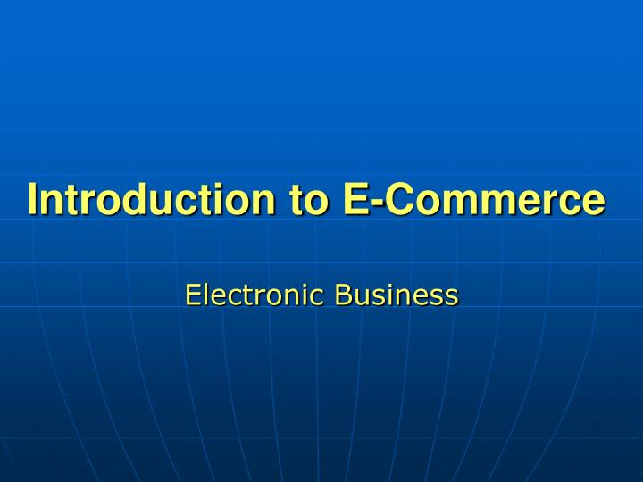 Introduction to e commerce l.jpg