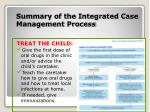 summary of the integrated case management process9